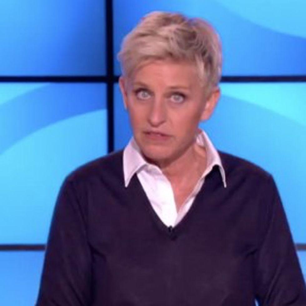 Most Celebrities Promote Products They Like. Ellen DeGeneres Is Not Most Celebrities.
