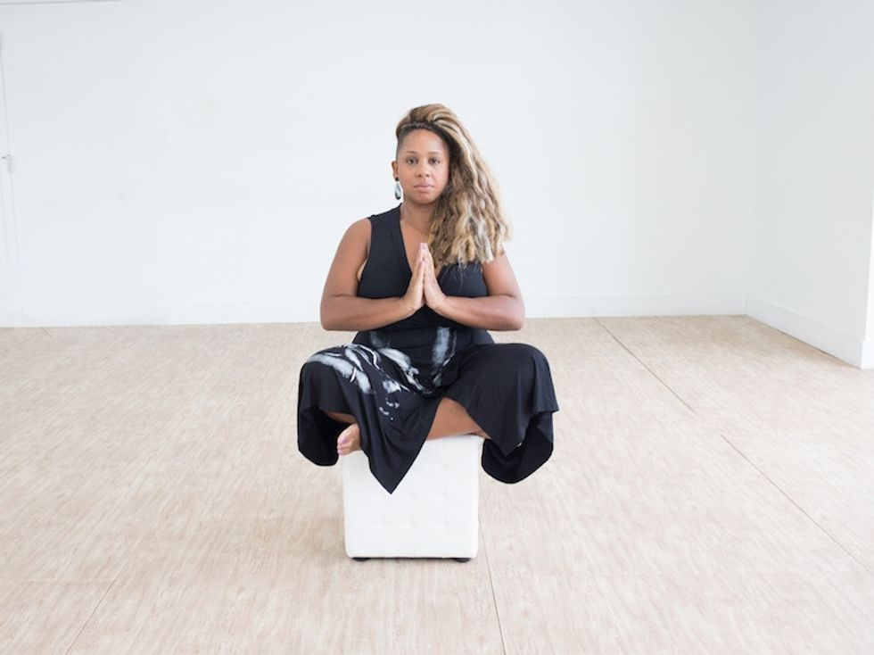 How this woman went from amateur yogi to extraordinary studio ...