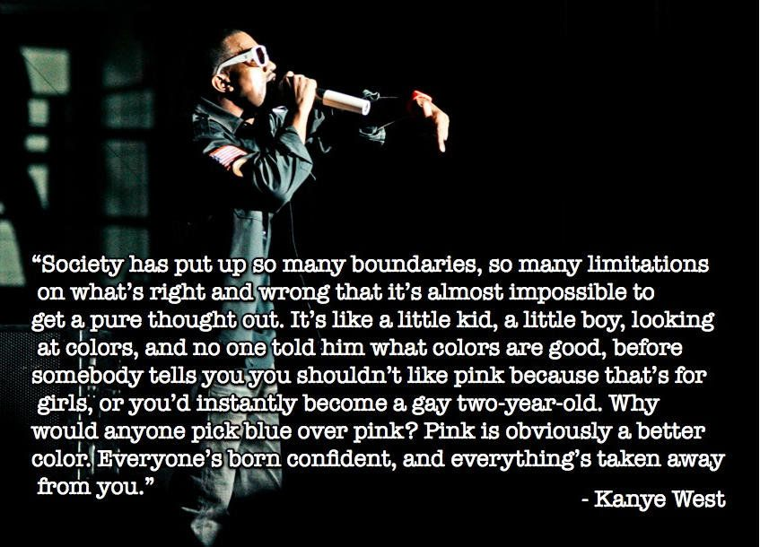 Yo I Mma Let You Finish But Kanye West Has The Best Quote