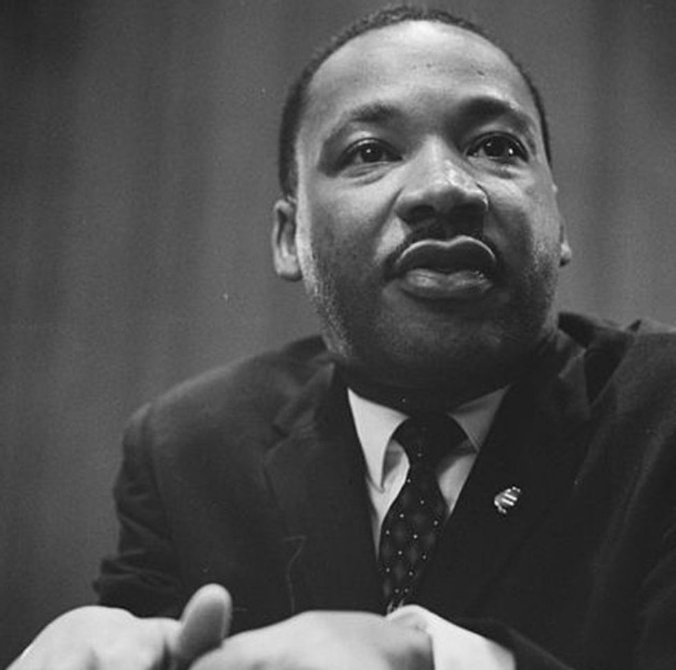 Martin Luther King Jr. Had An Amazing Way With Words. Here's A Powerful Example That's Rarely Seen.