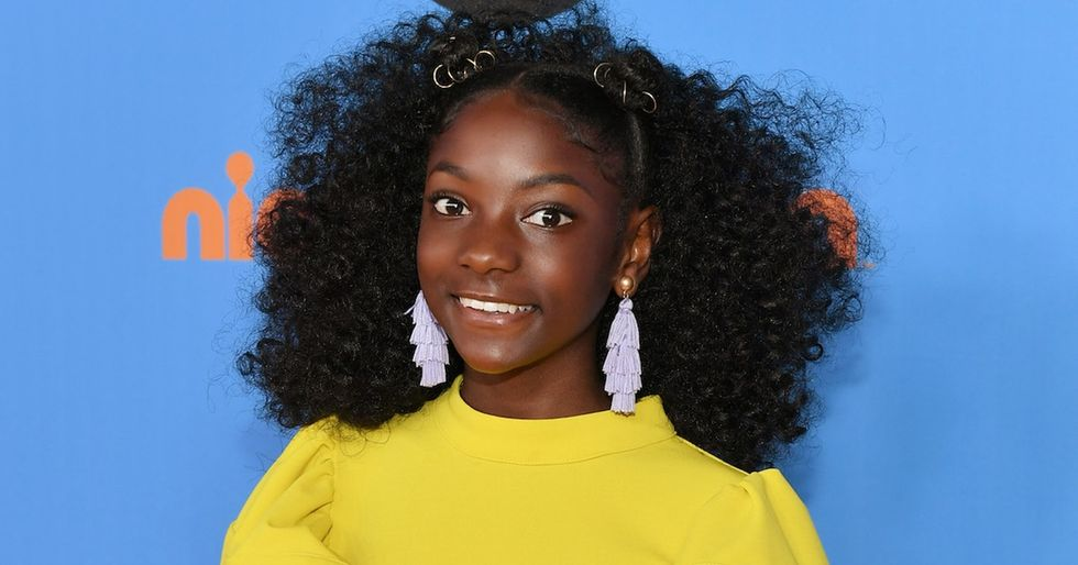 This 11-year-old was bullied for her skin color. She launched a company to fight racism.