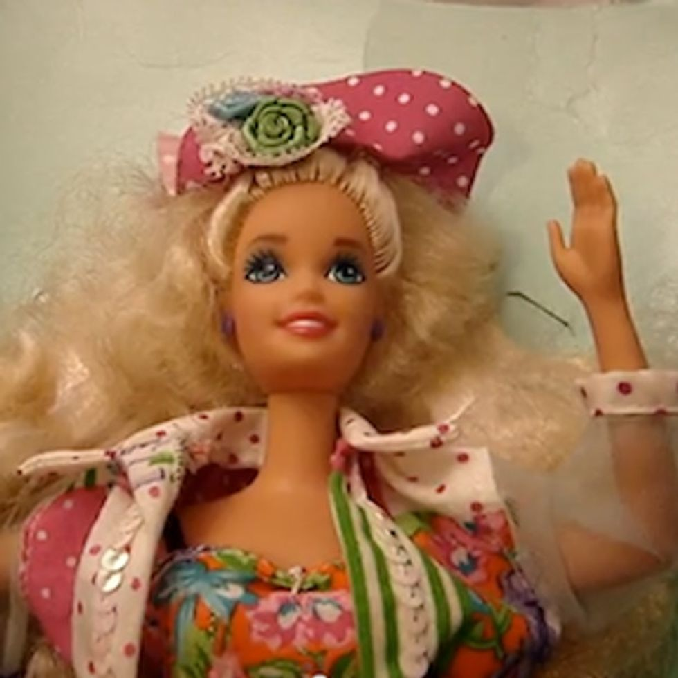 FLASHBACK: The Most Sexist Barbie To Ever Hit The Shelves