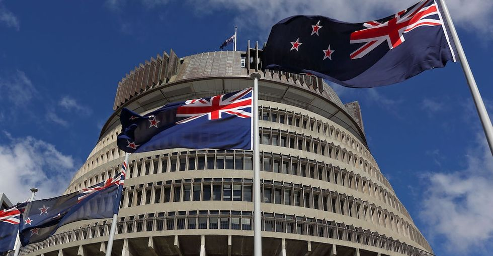 New Zealand has made history with a law to help victims of domestic violence.
