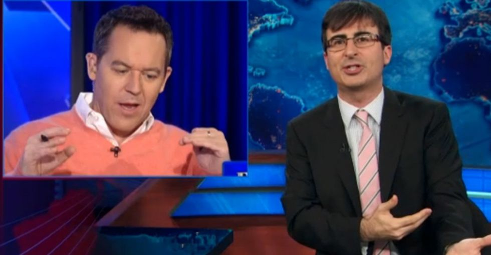Watch John Oliver Supersize The Hilarity Of Our Minimum-Wage Dispute