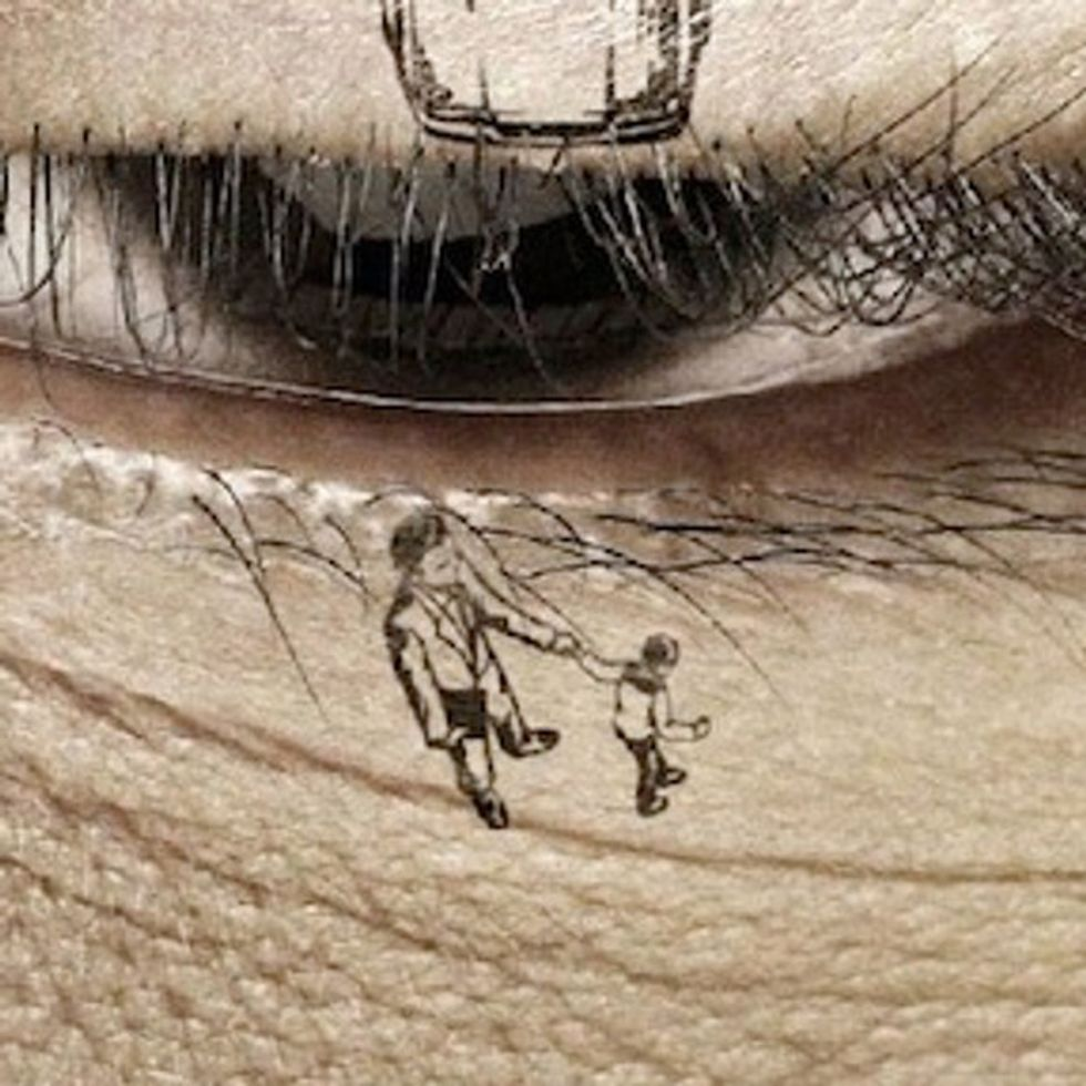 The Eye Tattoo That Might Save Your Life