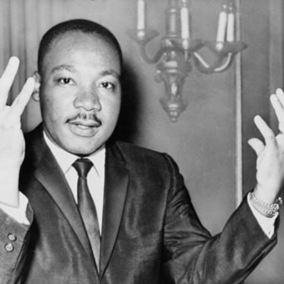 Remember That Time The FBI Told Martin Luther King Jr. To Kill Himself?