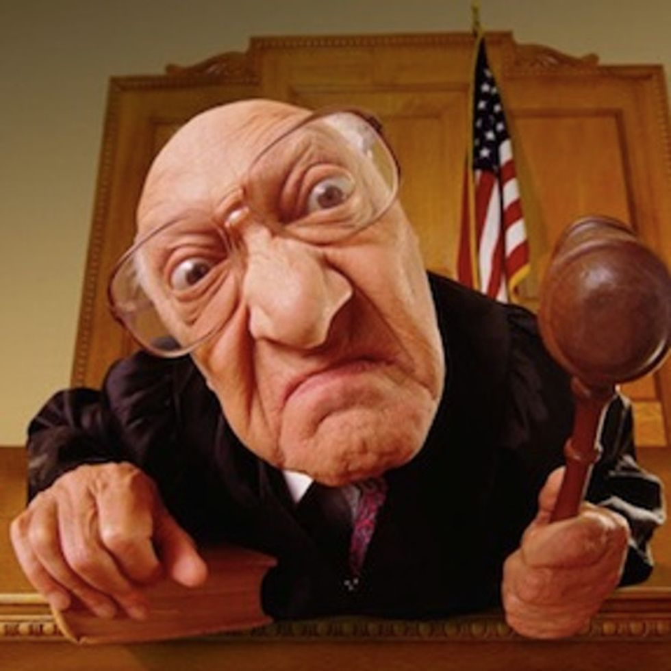 How To Make A Divorce Court Judge Really Mad