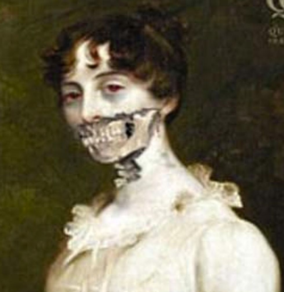 Why Add Zombies To Classic Literature When Real Life Is Ten Times Worse?