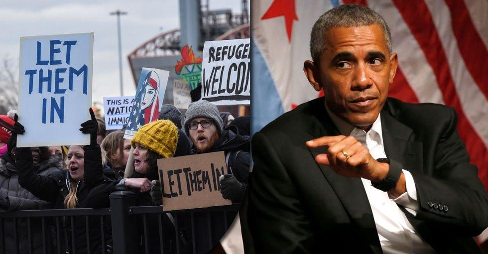 An open letter to Barack Obama regarding that first post-presidency speech.