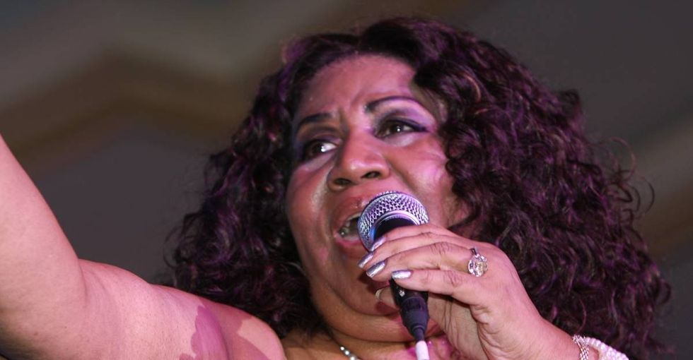 How Aretha Franklin's 'Respect' empowered women and African-Americans at a pivotal time.