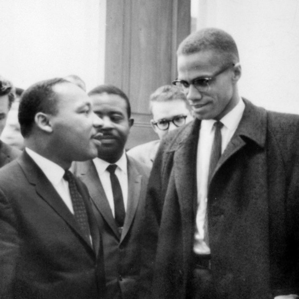 What Would Have Happened If MLK And Malcolm X Had Debated?
