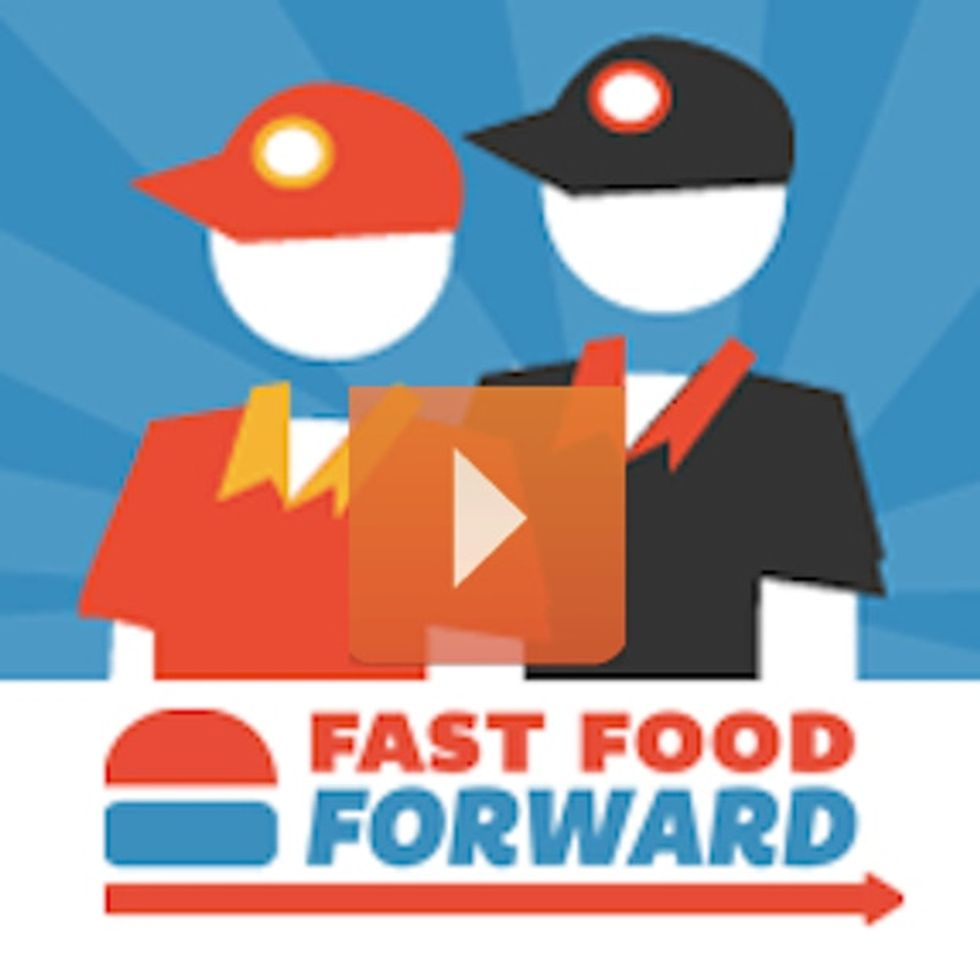 Fast Food Workers Make Less In A Year Than Their CEOs Make In A Day. That Can't Be Right.