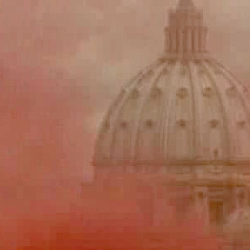 Do You Know What PINK Smoke Over The Vatican Means?