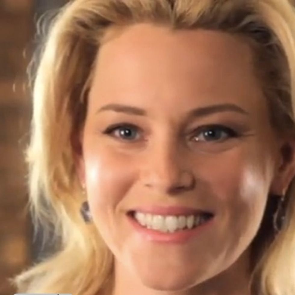 The Most Passive-Aggressive Way To Save Children Using Elizabeth Banks I Have Ever Seen