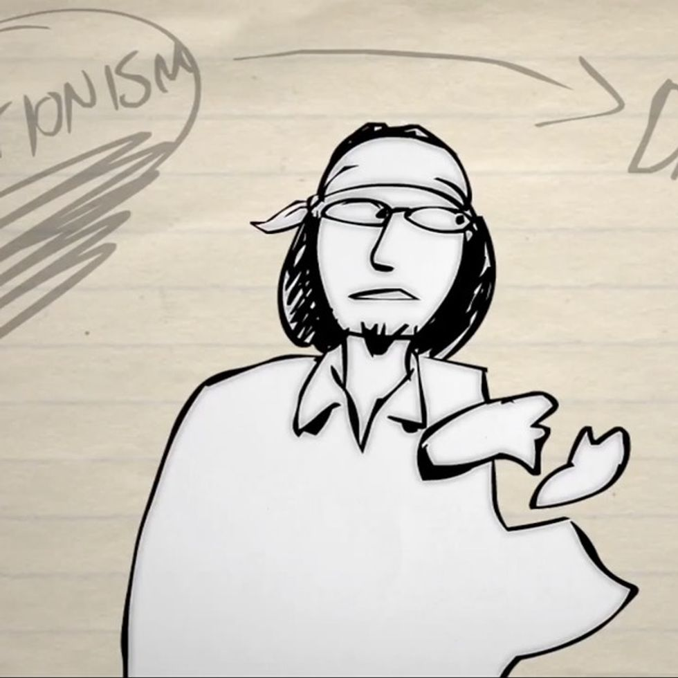 Hear The Incredible David Foster Wallace Speak About His Own Ambitions
