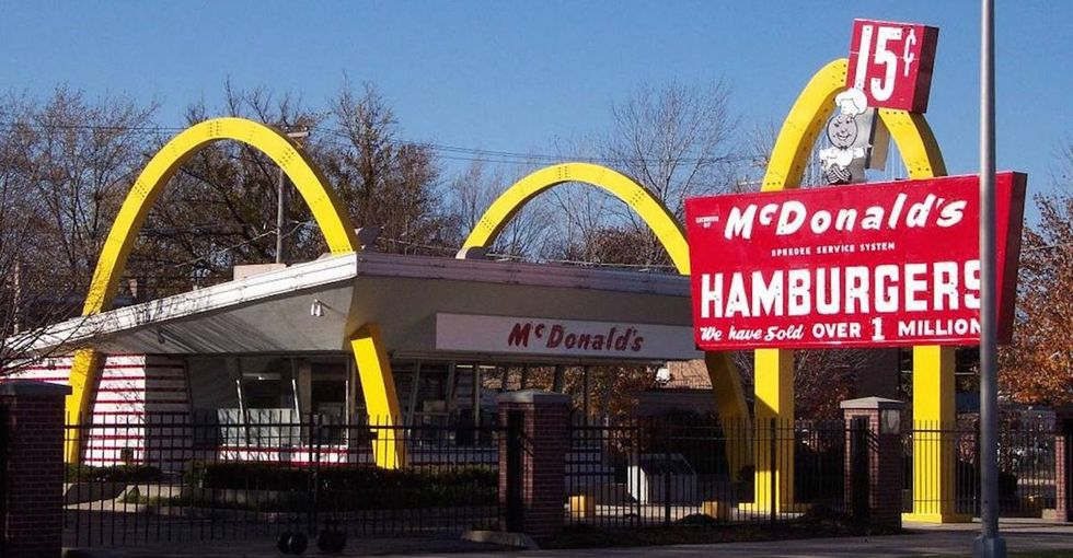 McDonald's Is Feeling The Heat, Y'all! How About We Kick It Up A Notch?