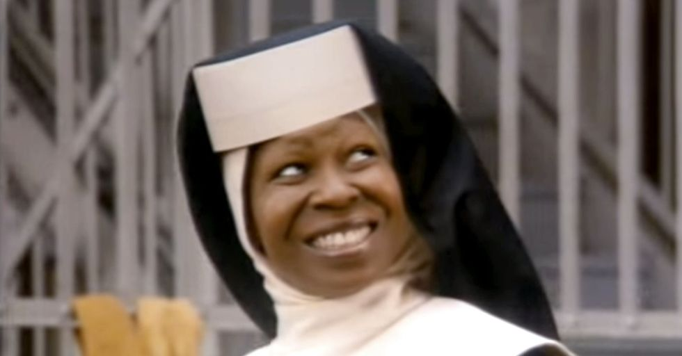 Why The Nun From 'Sister Act' Is Essentially The Most Successful Role Ever For A Black Actress
