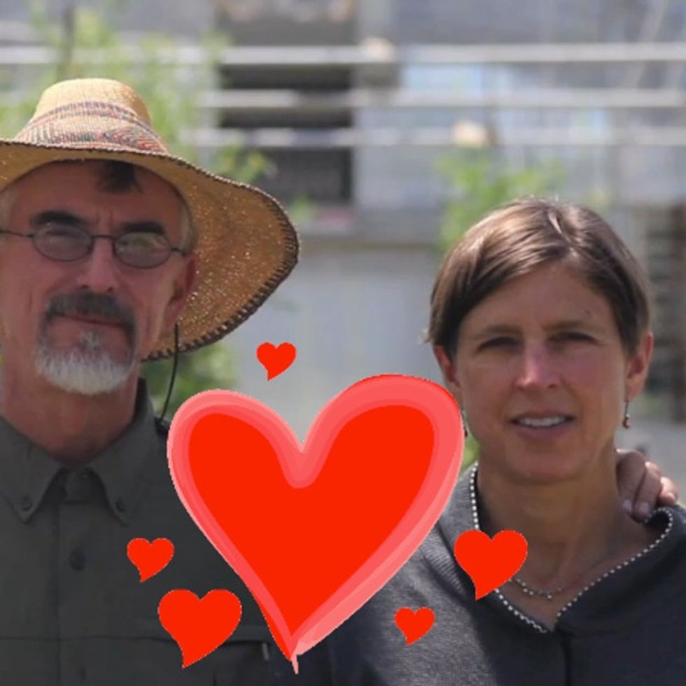 A Scientist And A Farmer Fell In Love. This Is What Happened.