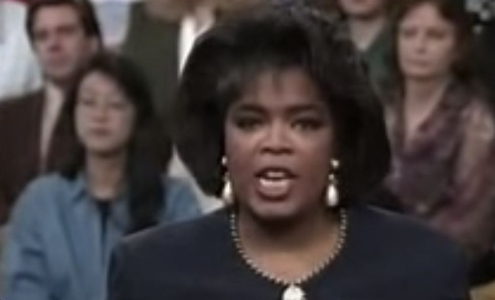 I Missed This Episode Of 'Oprah' About Racism Because I Was In 1st Grade In 1992. Luckily, YouTube.