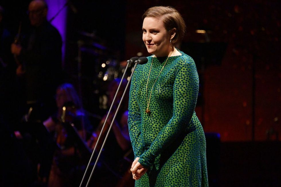 Lena Dunham wrote a self-serving 'apology' letter to the woman whose sexual assault claim she denied. The Internet isn't having it.
