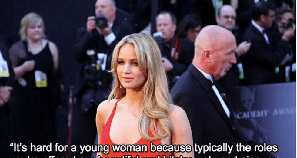 Jennifer Lawrence Summarizes Everything That's Wrong With Our Culture Today In 1 Sentence