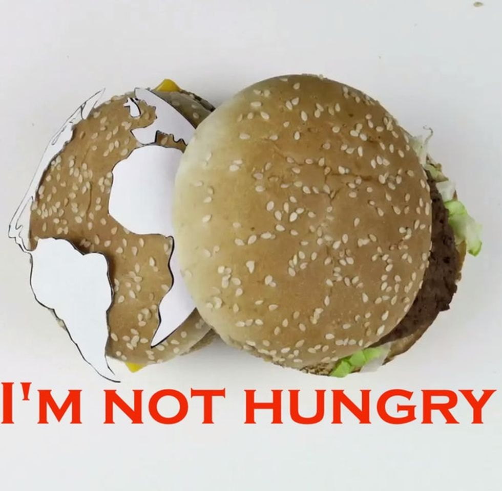 If You Eat 1,000 Cows In One Sitting, Either You're A Monster Or You Just Ate McDonald's. Seriously.
