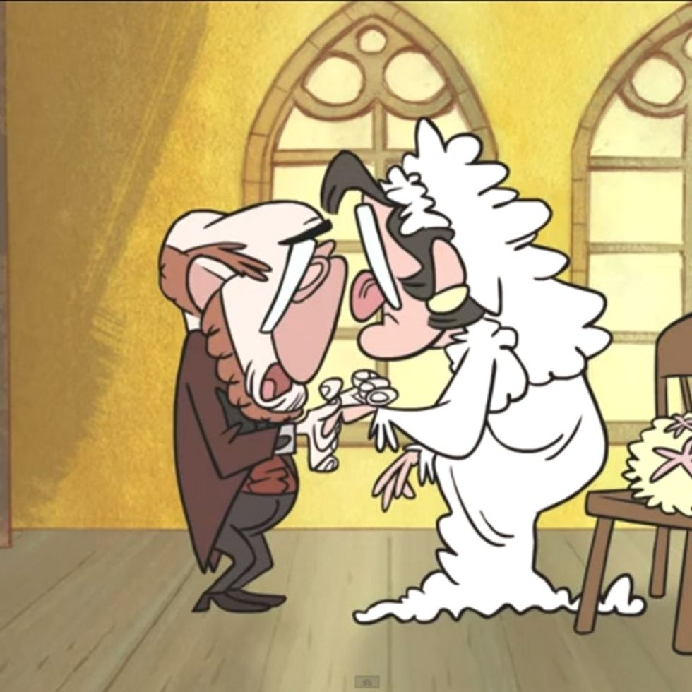 The Greatest Love Story Ever Animated