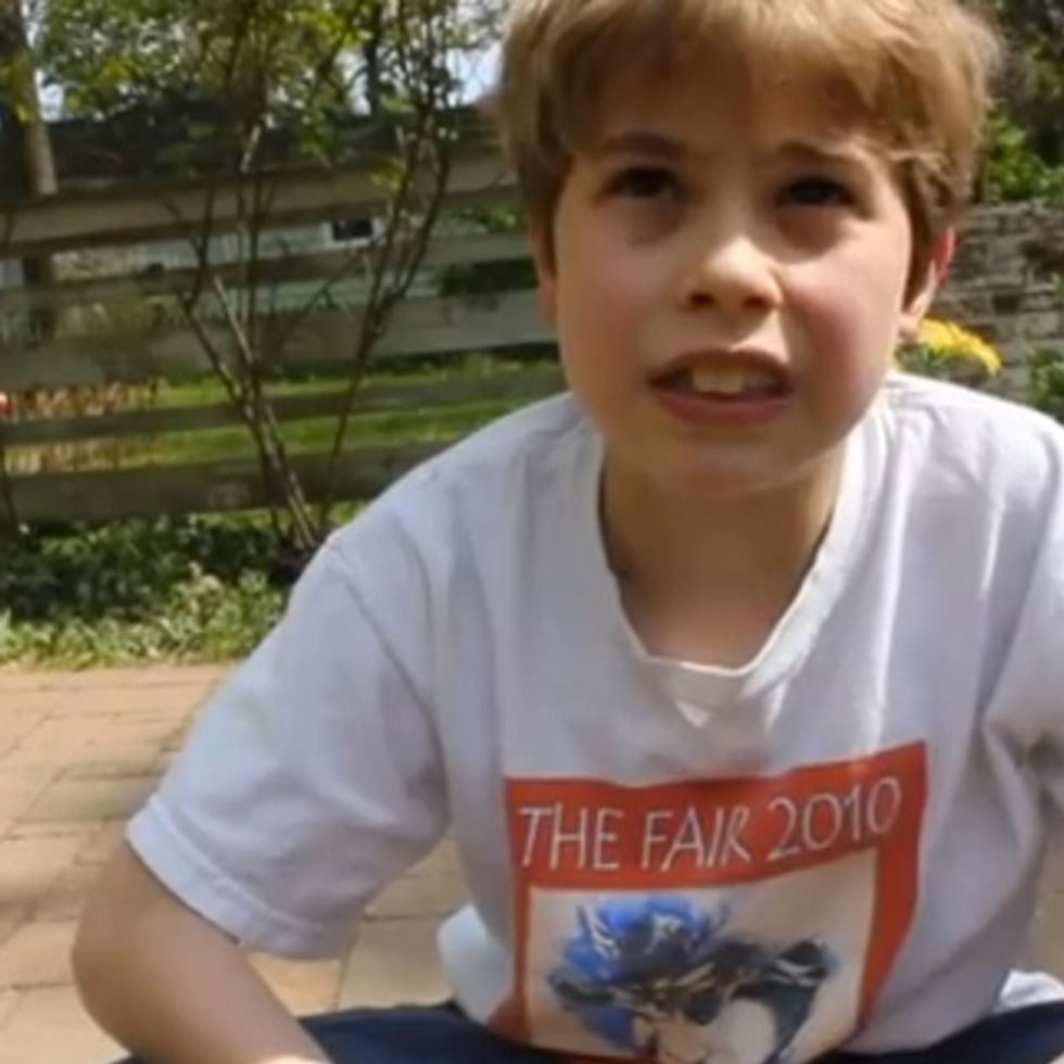 This 9-Year-Old Has Blown Away The Minds Of Millions. Will You Be Next?