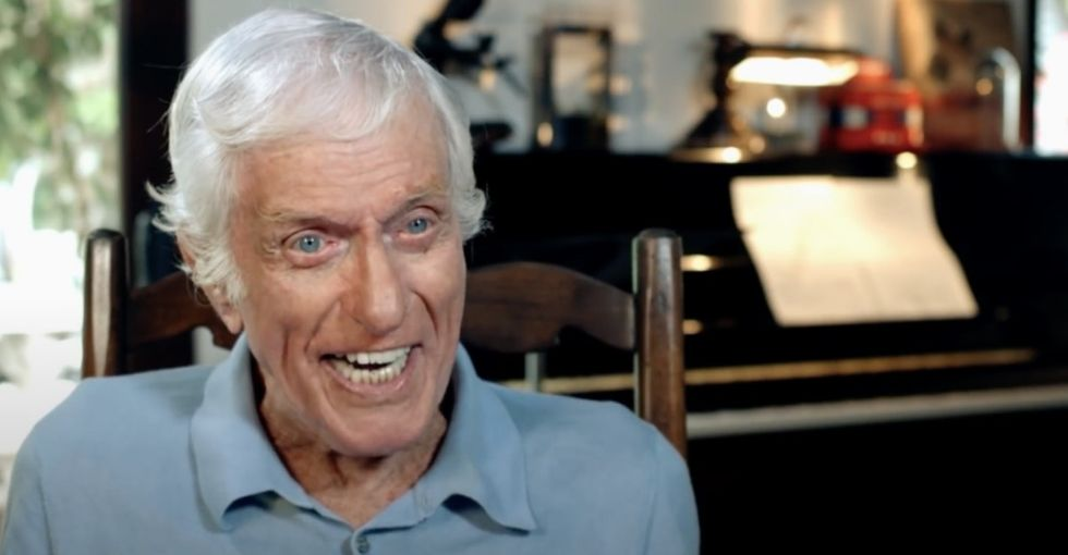 Does anyone age better than 93-year-old Dick Van Dyke? Nope.