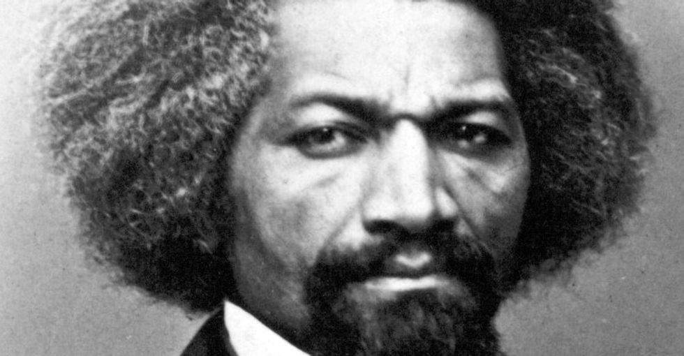 Frederick Douglass Was Asked To Speak At A July 4 Celebration. It Didn't Go So Well...