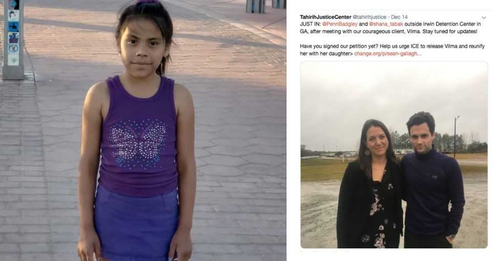 This 11-year-old U.S. citizen has been separated from her asylum-seeking mom for 222 days.