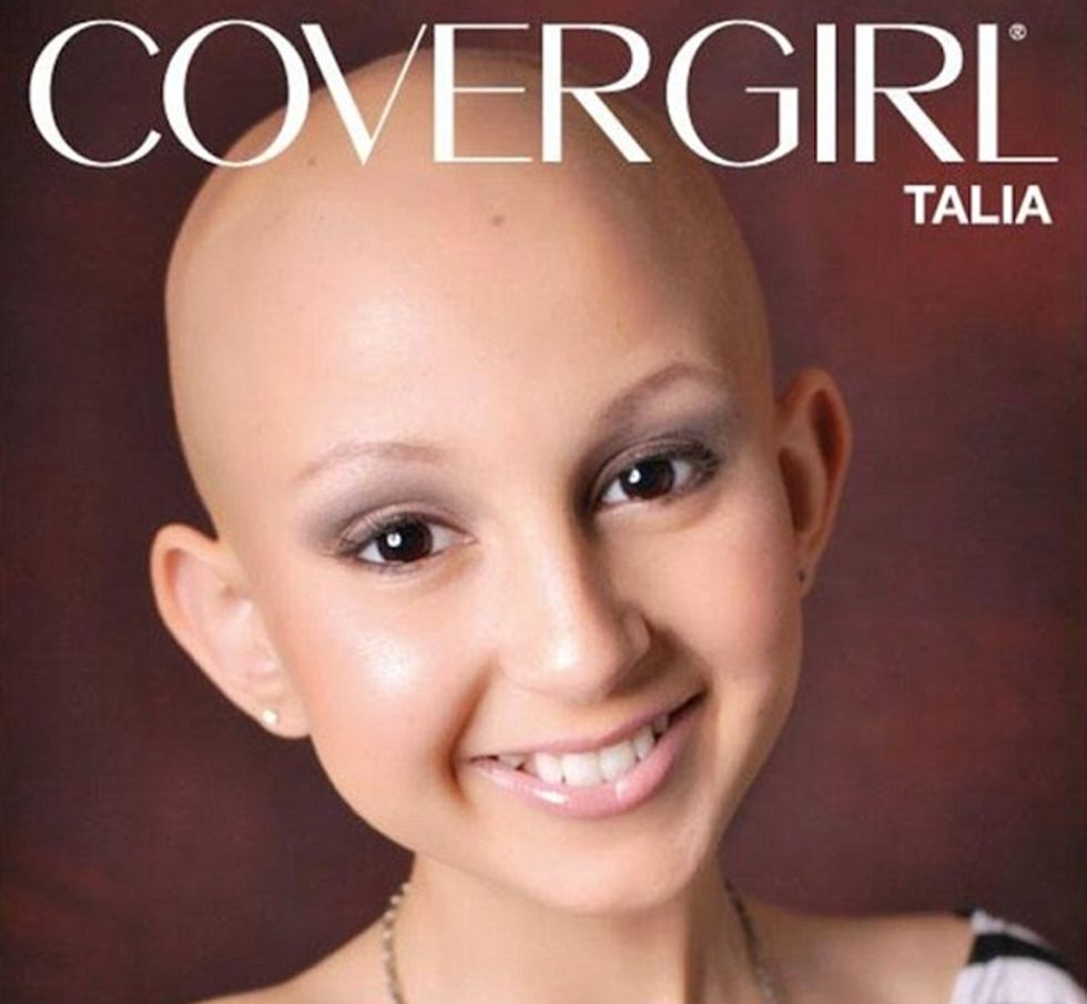 One Girl Had A Mission To Show Everyone They Were Beautiful. Here's Her Story.