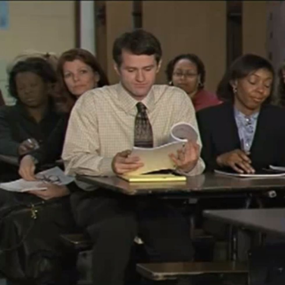 Watch The Best TV Show Ever Destroy American Educational Policy In Less Than 2 Minutes
