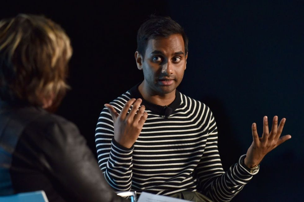 Aziz Ansari is finally talking about his sexual misconduct allegations. Here's what he said.