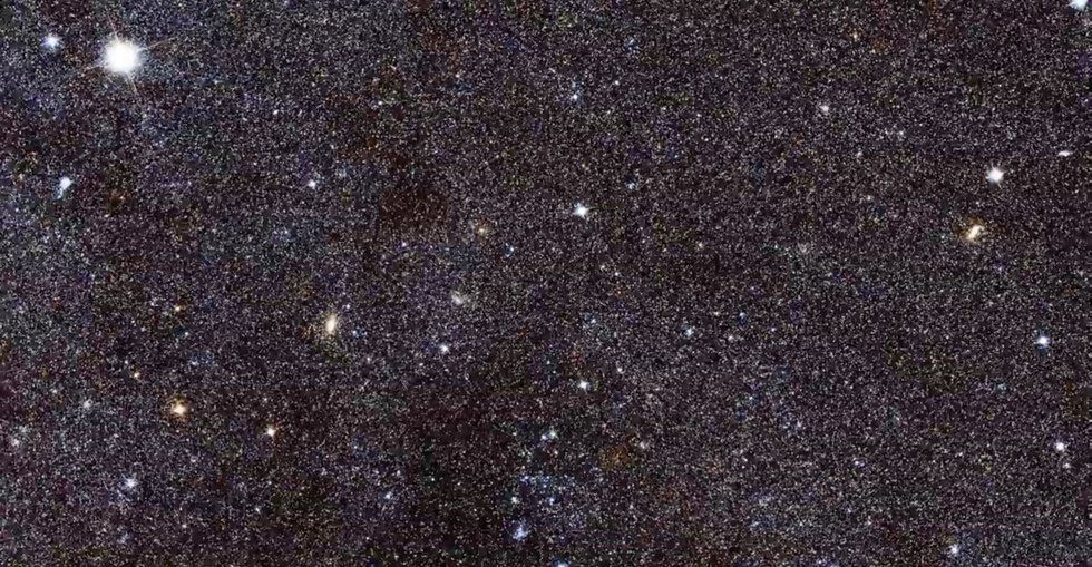 Nasa has released the most mind-blowing picture of space. Seriously. Holy cow. - Upworthy