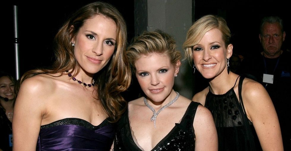 Natalie Maines of the Dixie Chicks has an important question about Donald Trump.