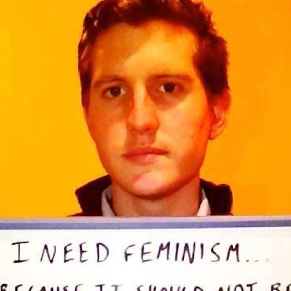 It's Hard Enough Convincing Some Women They Need Feminism, So When A Dude Gets It...