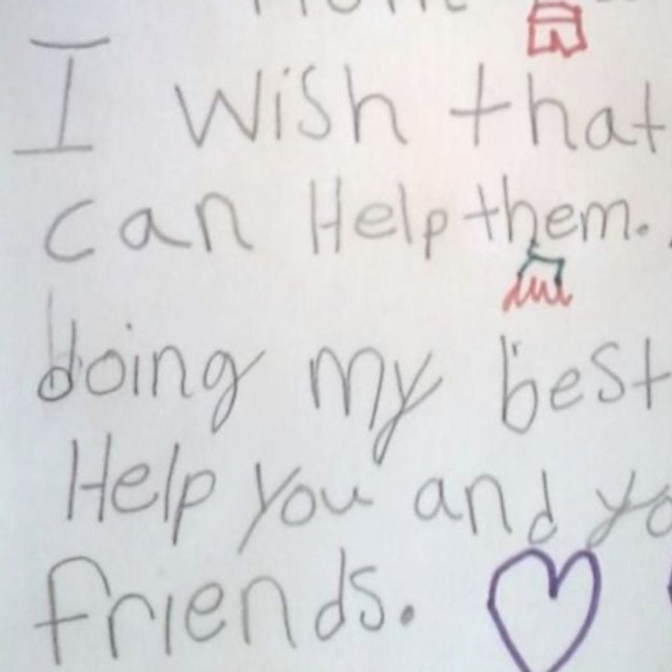 Only A Kid Could Write To A Homeless Shelter And Get This Great Response