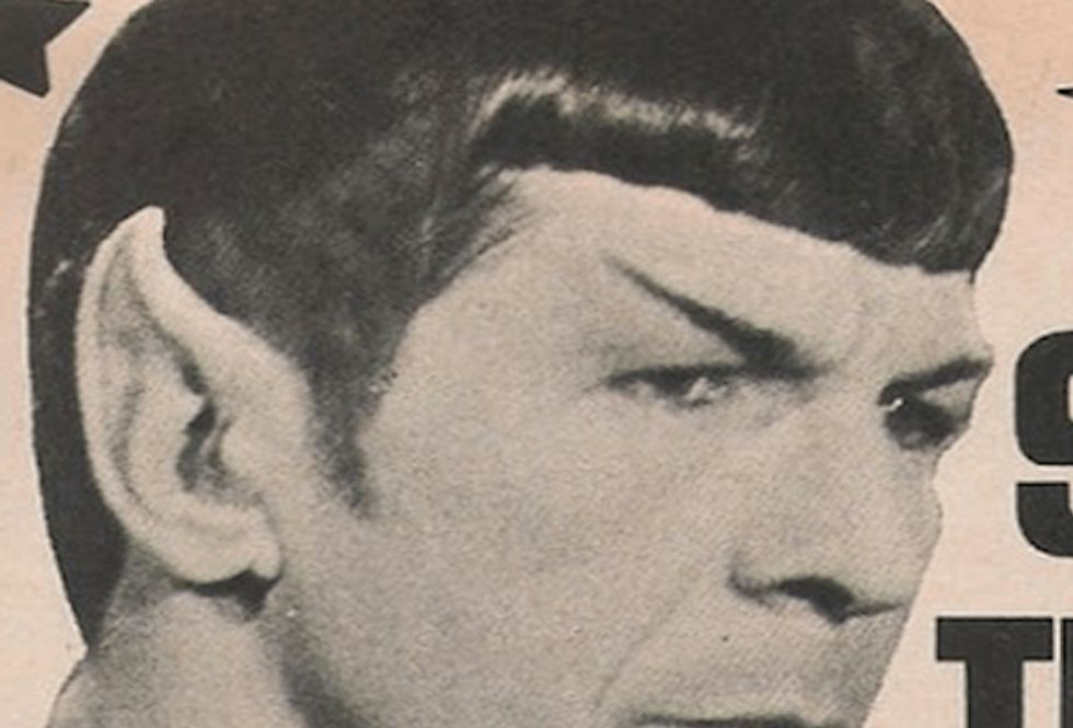 Spock Gives Teenage Girl Advice About Bullies; Entire Internet Has A Cry