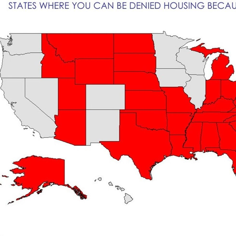 Do You Need To Yell At Your Congressperson? Check Out This Map To Find Out.