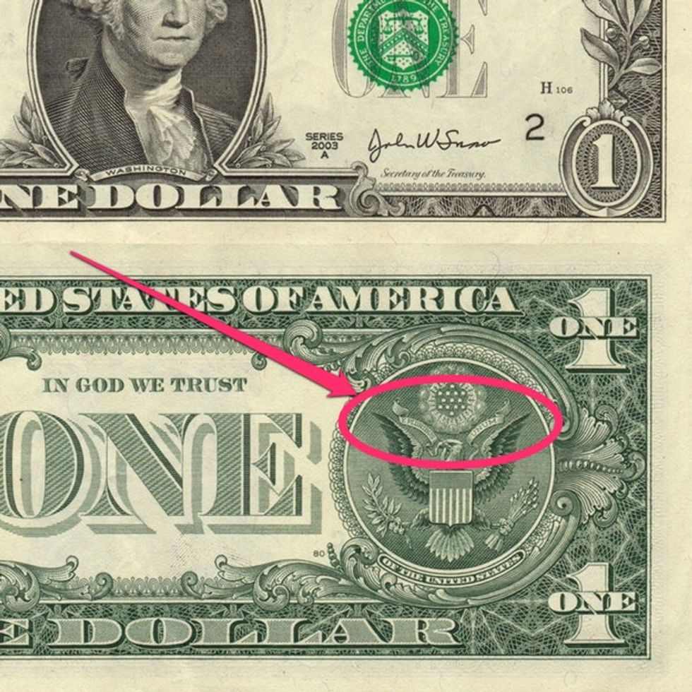 I Wish America Could Follow The Advice On The Dollar Bill As Well As Europe Can