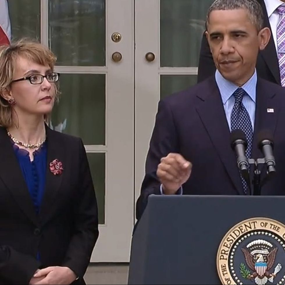 President Obama Rationally, Passionately, And Emphatically Calls Out The Senate For Ignoring America