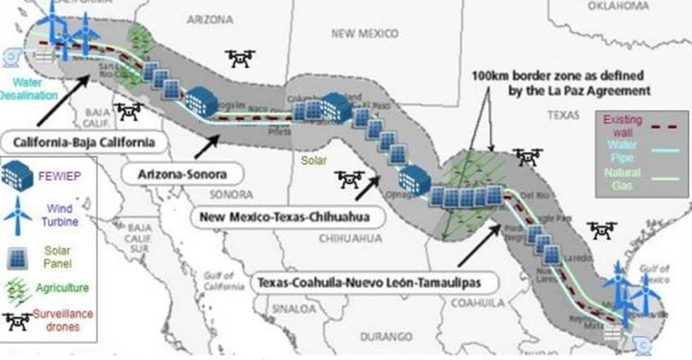 Over two dozen scientists have proposed a wall on the U.S.-Mexico border that we should start building right now.