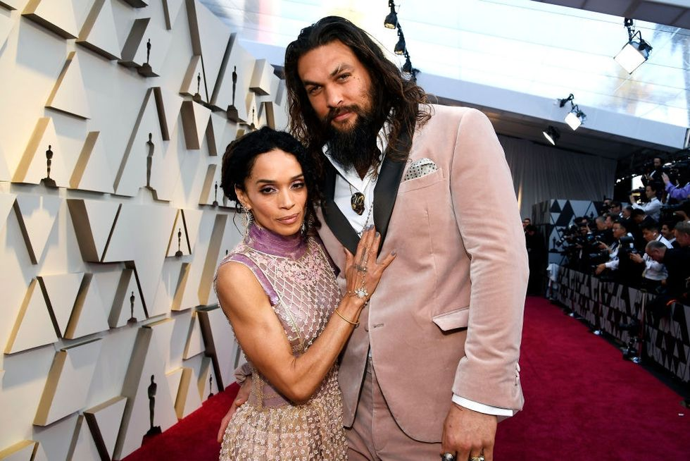 Jason Momoa shaved his beard and people are losing their minds.