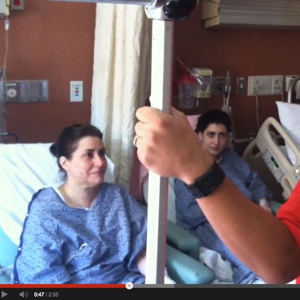 A Woman Lost Both Of Her Legs At The Boston Marathon. She Just Found A Reason To Smile.