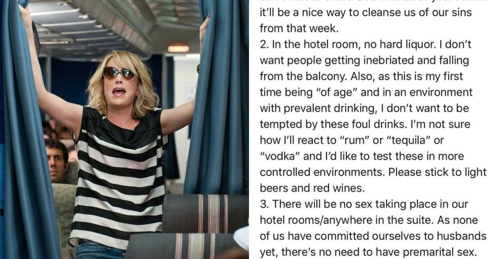 This woman's 'Vegas Rules' list for her friend's bachelorette party is the perfect example of what NOT to do.