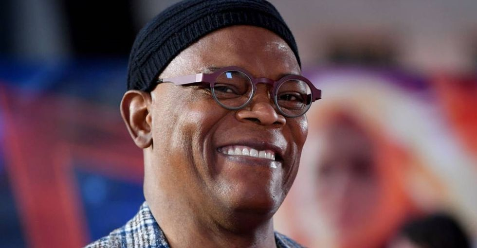 Samuel L. Jackson doesn't care if Trump supporters boycott his films: 'I already cashed that check.'