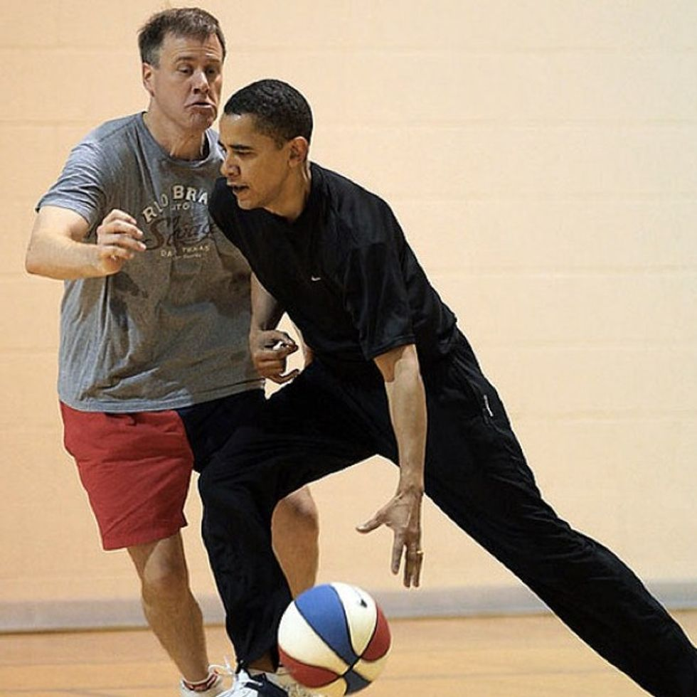 Some Jerks Freaked Out About A Gay NBA Player, So The President And The Internet Responded Like This