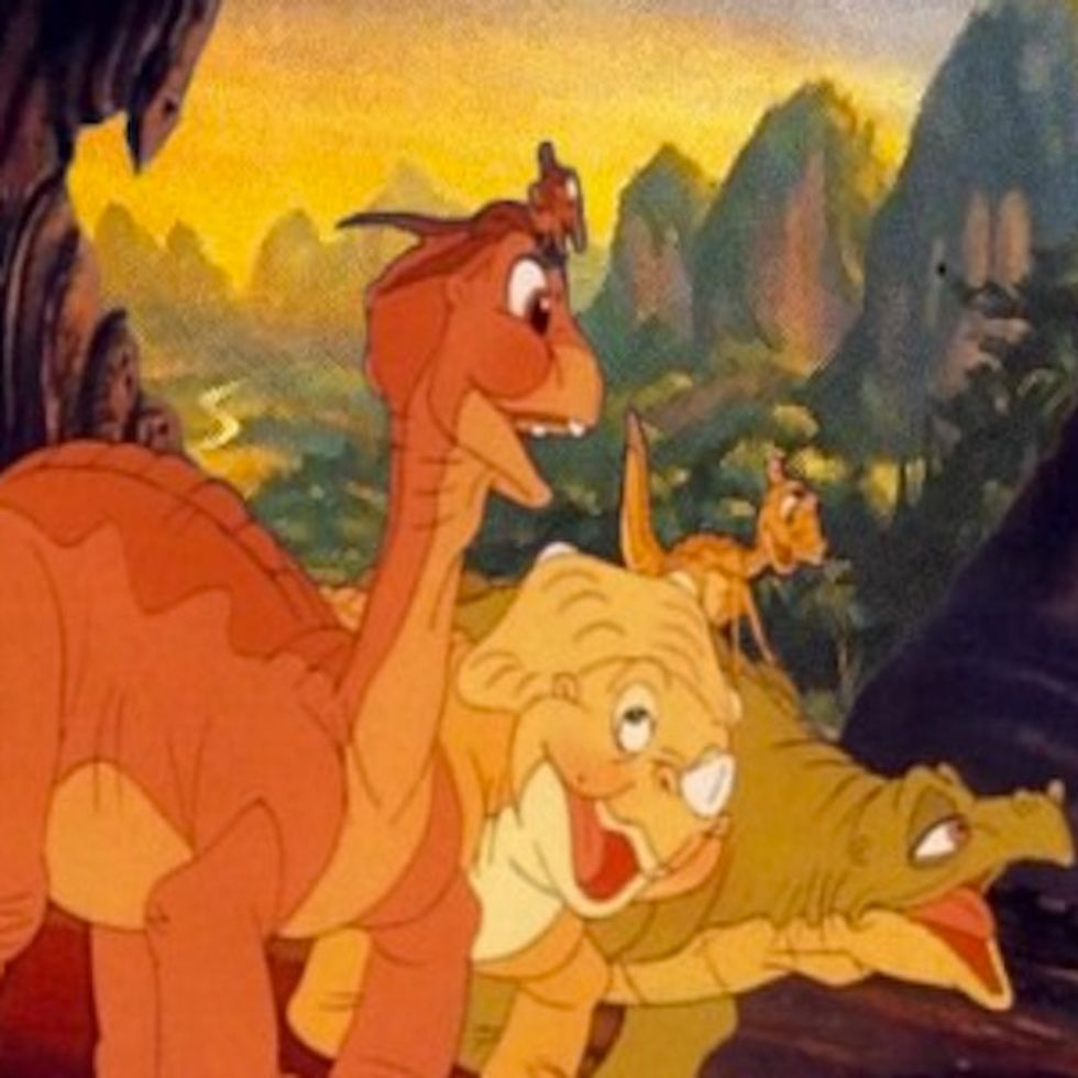 The Land Before Time Might Not Be What You Think It Is