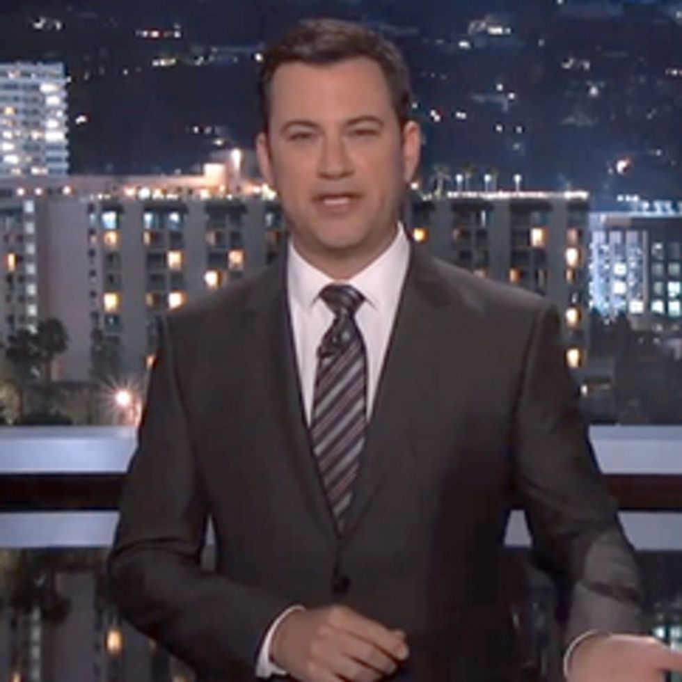 Jimmy Kimmel duped the entire world — and the biggest sucker was the news cycle.